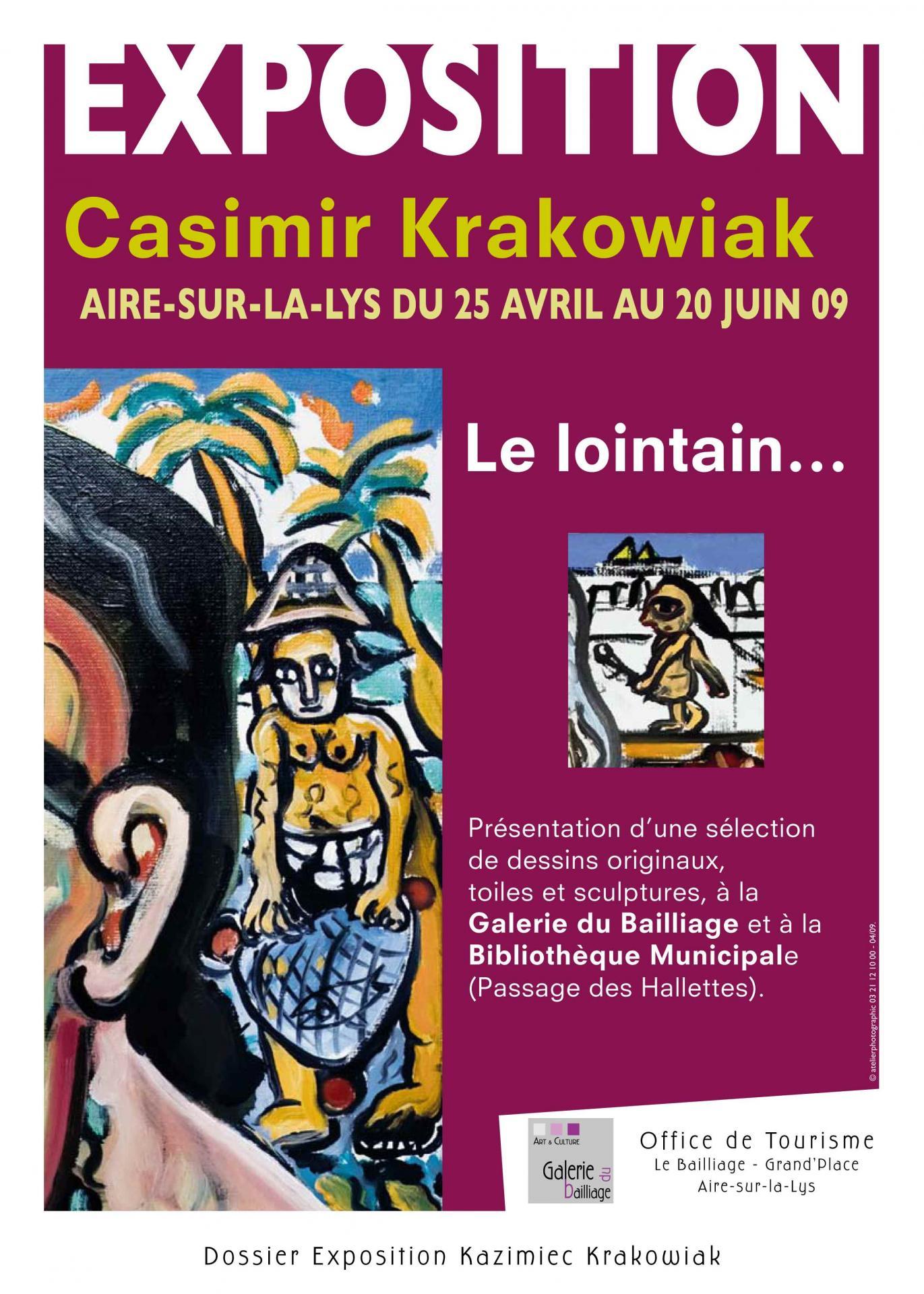 Affiche casimir krakowiak