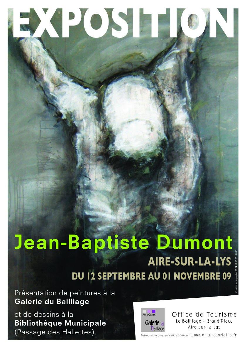 Affiche jean baptiste dumont
