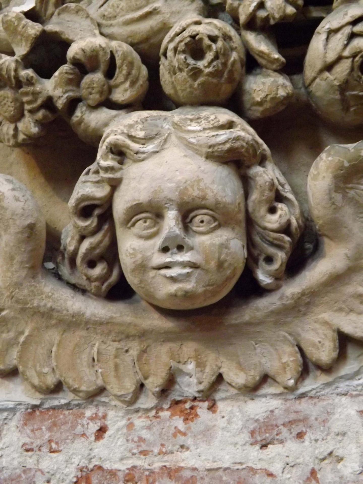 Ange chapelle saint jacques