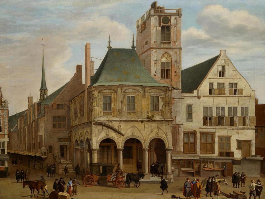 Hotel de ville d amsterdam