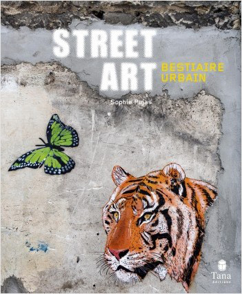 Street art bestiaire